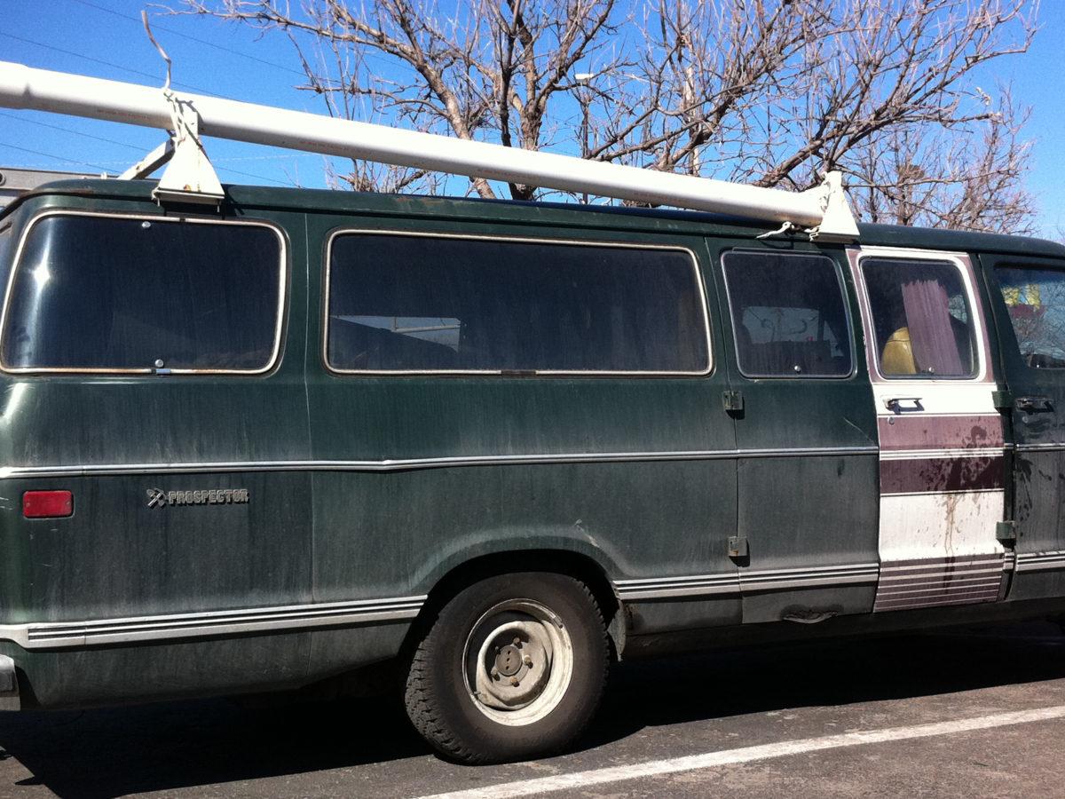 Dodge Prospector Van Door Fail