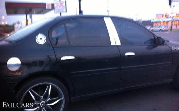 Chevy Malibu Chrome Fail Car