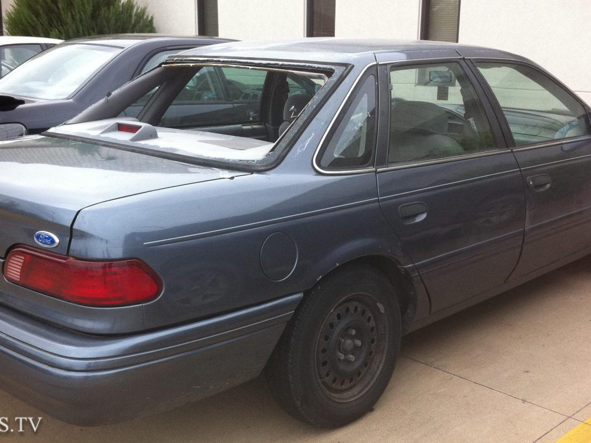 Ford Taurus Window Fail Car